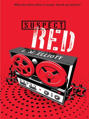 cover image of Suspect Red