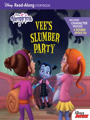 cover image of Vee's Slumber Party