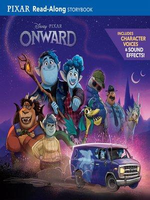 cover image of Onward Read-Along Storybook