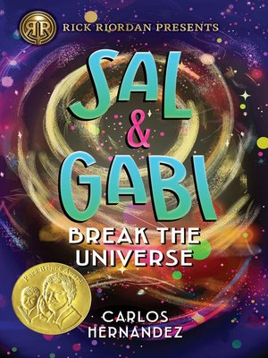 cover image of Sal and Gabi Break the Universe