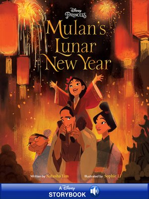 cover image of Mulan Lunar New Year