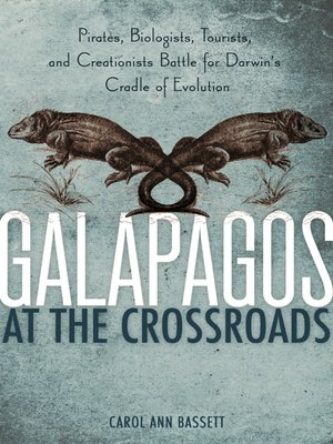 cover image of Galapagos at the Crossroads