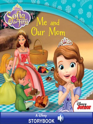 cover image of Me and Our Mom: A Disney Read-Along