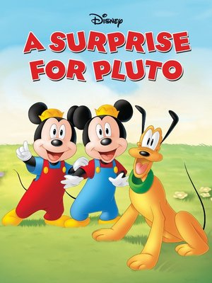 cover image of A Surprise for Pluto