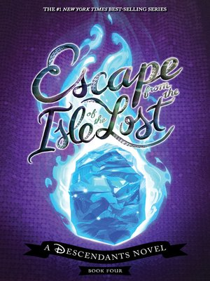 cover image of Escape from the Isle of the Lost