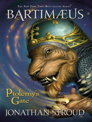 cover image of Ptolemy's Gate