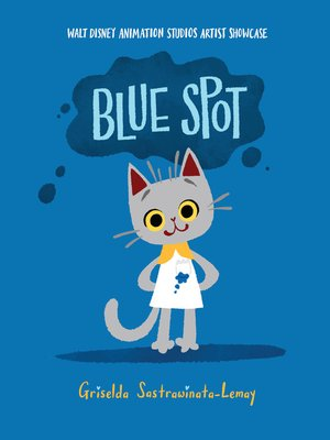 cover image of Blue Spot
