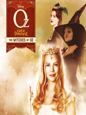 cover image of The Witches of Oz
