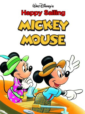 cover image of Happy Sailing, Mickey Mouse