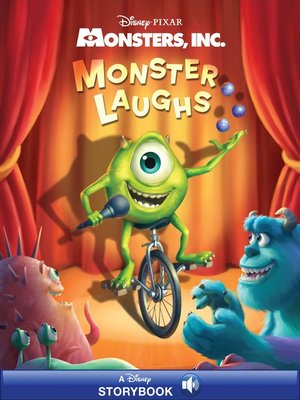 Monsters Inc Scream Team By Disney Books Overdrive Ebooks Audiobooks And Videos For Libraries And Schools