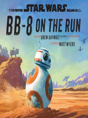cover image of BB-8 On The Run