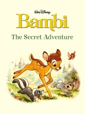 cover image of The Secret Adventure