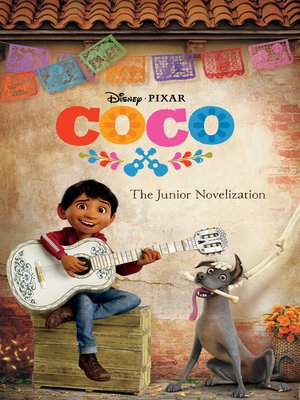 cover image of Coco Junior Novel