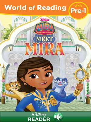 cover image of Meet Mira