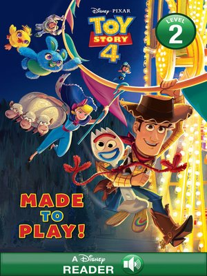 cover image of Made to Play!