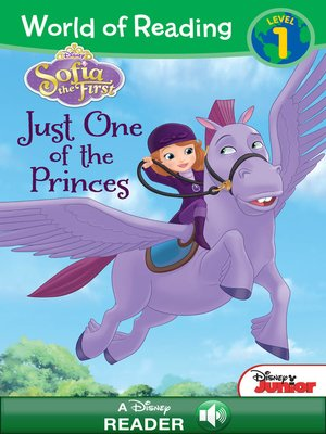 cover image of Just One of the Princes