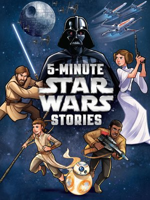 cover image of 5-Minute Star Wars Stories