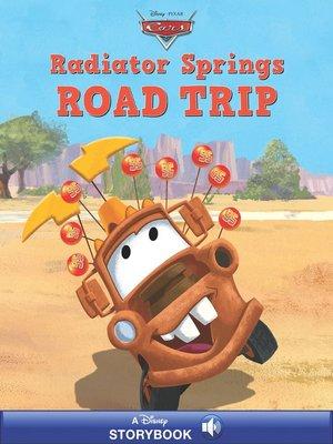 cover image of Radiator Springs Road Trip