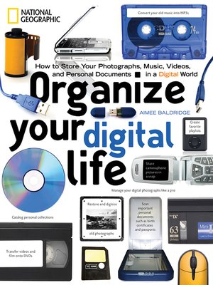 cover image of Organize Your Digital Life