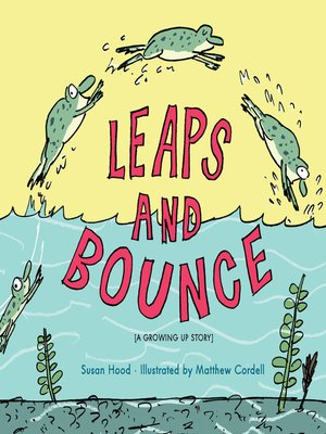 cover image of Leaps and Bounce
