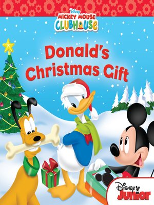cover image of Donald's Christmas Gift