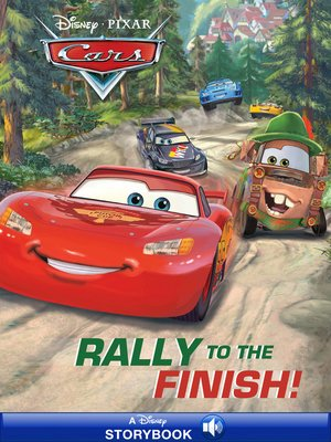cover image of Rally to the Finish!