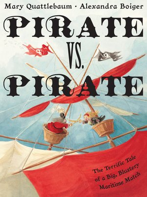 cover image of Pirate vs. Pirate