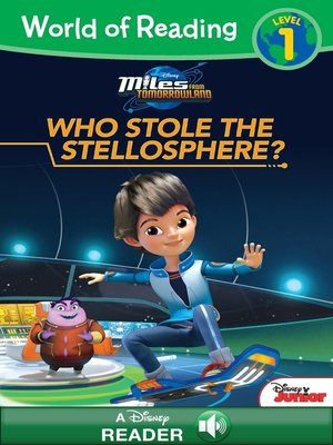 cover image of World of Reading Miles From Tomorrowland