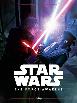 cover image of Star Wars: The Force Awakens Storybook