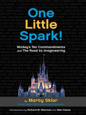 cover image of One Little Spark!