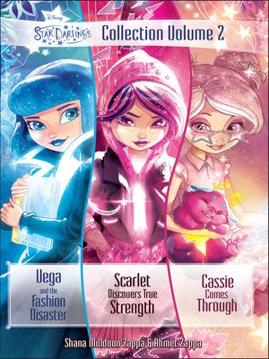 cover image of Star Darlings Collection, Volume 2