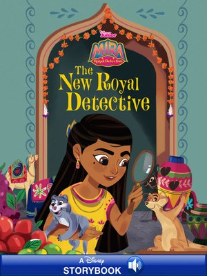 cover image of The New Royal Detective