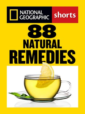 cover image of 88 Natural Remedies