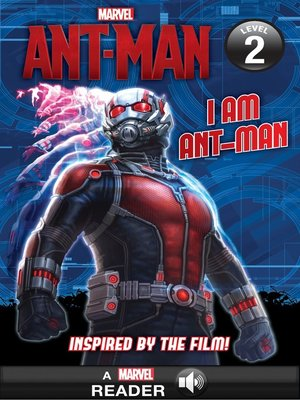 cover image of I Am Ant-Man