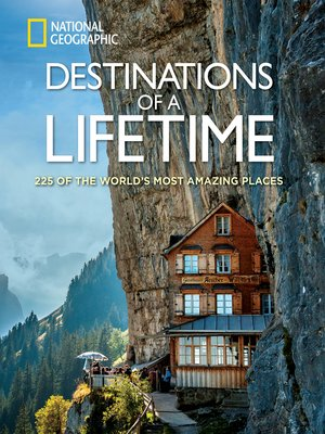cover image of Destinations of a Lifetime