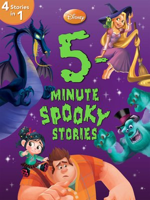 cover image of 5-Minute Spooky Stories