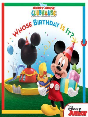 cover image of Whose Birthday Is It?