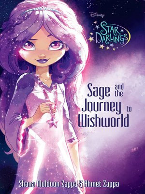 cover image of Sage and the Journey to Wishworld