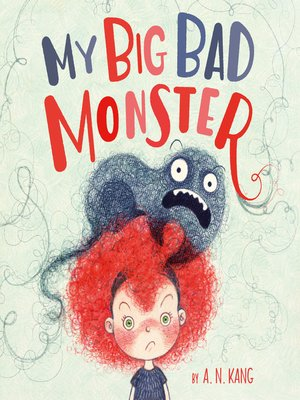 cover image of My Big Bad Monster