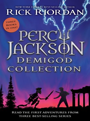 cover image of Percy Jackson Demigod Collection