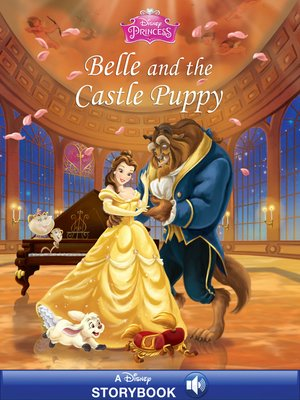 cover image of Belle and the Castle Puppy
