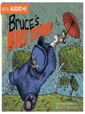 cover image of Bruce's Big Storm