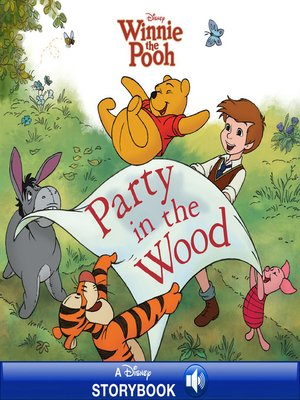 cover image of Party in the Wood