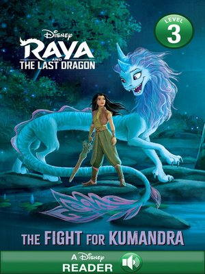 cover image of The Fight for Kumandra