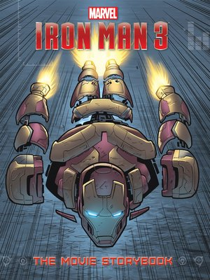 cover image of Iron Man 3 Movie Storybook
