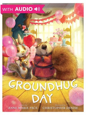 cover image of Groundhug Day