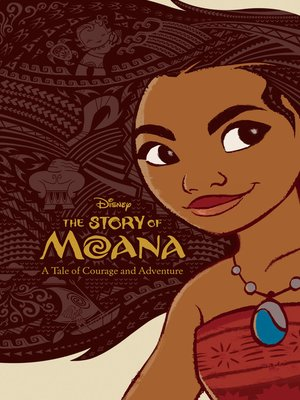 cover image of The Story of Moana