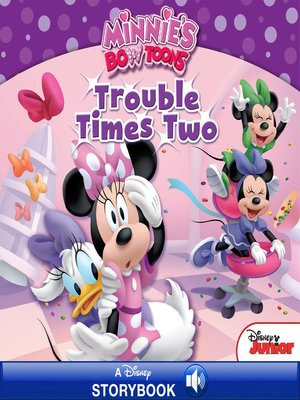 cover image of Minnie's Bow-Toons