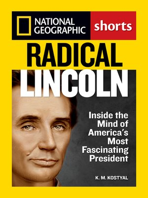 cover image of Radical Lincoln