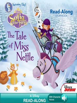 cover image of The Tale of Miss Nettle